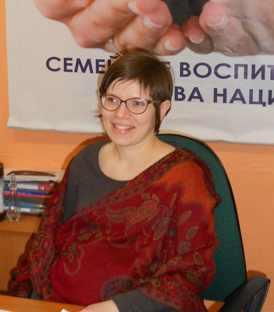 Максимова Елена Владимировна